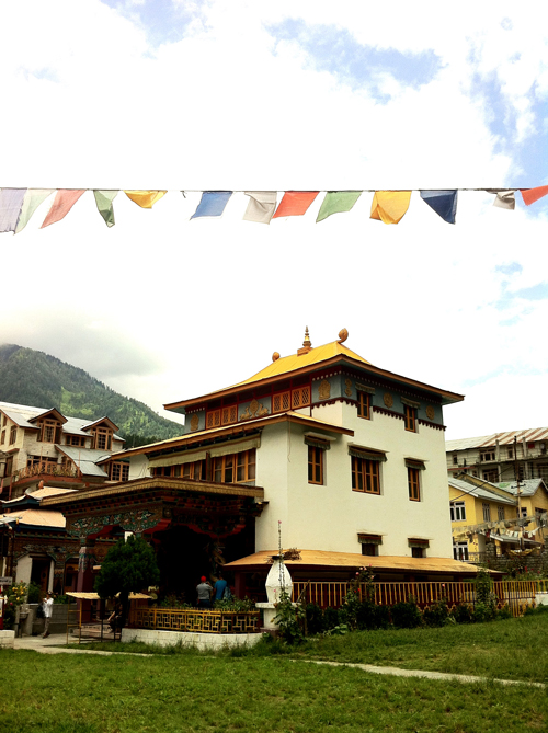 Nyinmapa Buddhist Temple complex
