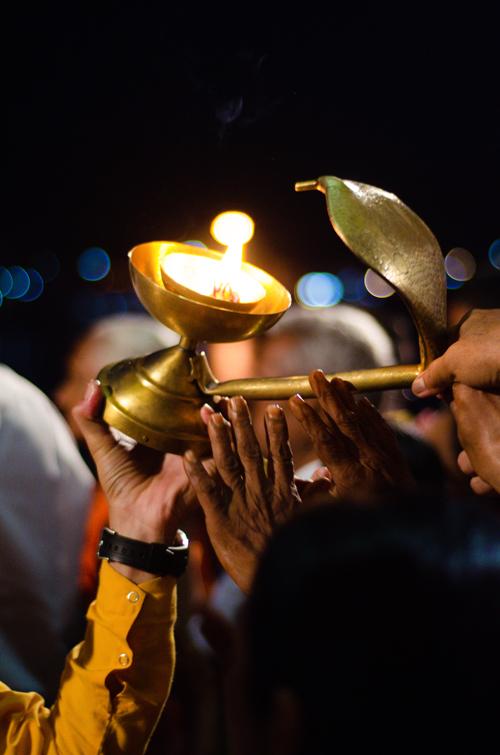 Aarti lamp