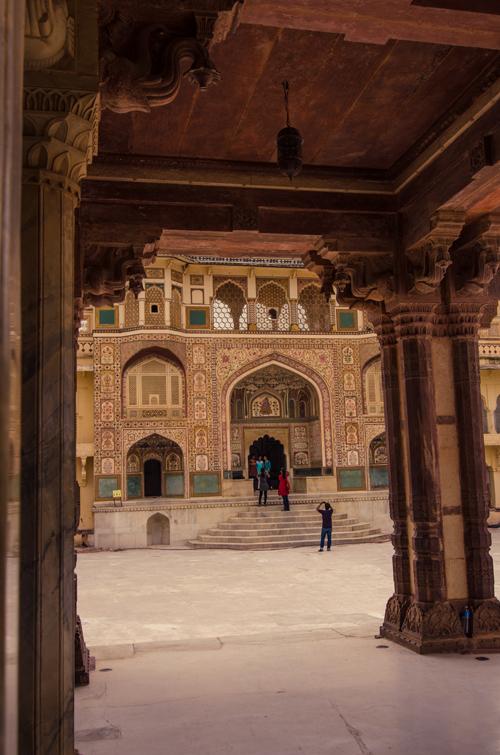 View of Ganesh Gate