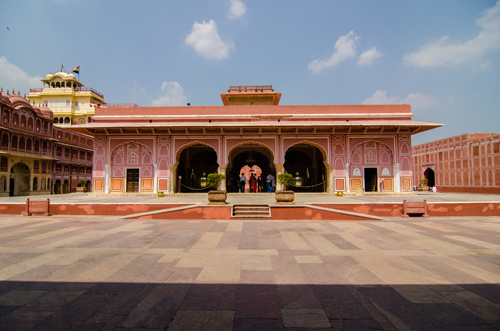 Diwan-i-Khas (Hall of Private Audiences)