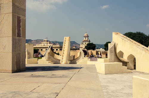 Jantar Mantar (Royal Observatory) and the interesting astrological devices