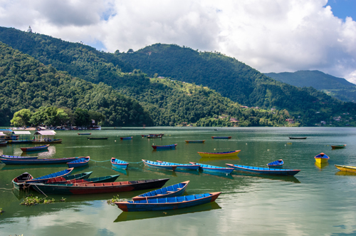 Phewa Tal (Phewa Lake)