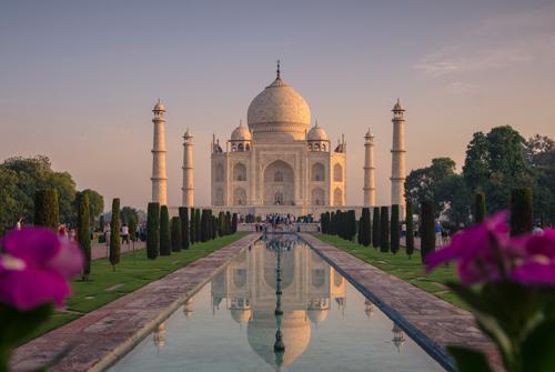 #1 The Taj Mahal, Agra, India (Without any hesitation)
