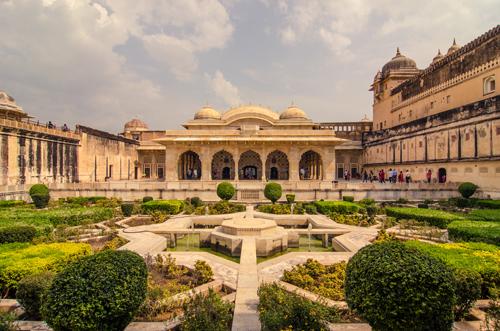 #3 Amber Fort, Jaipur, India