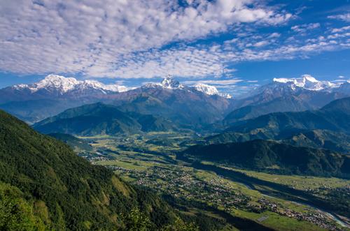 #1 The Himalaya, Pokhara, Nepal