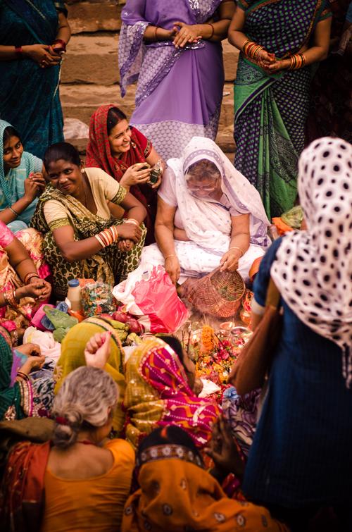 #1 Women's Festival, Varanasi, India