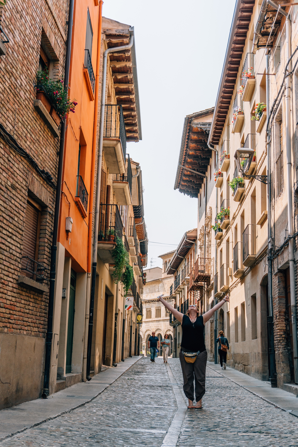 Our first rest day in Estella