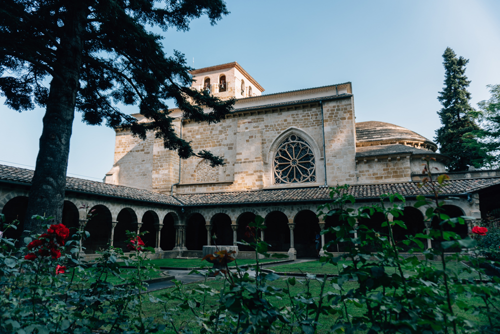 Church of San Pedro de la Rua, Estella