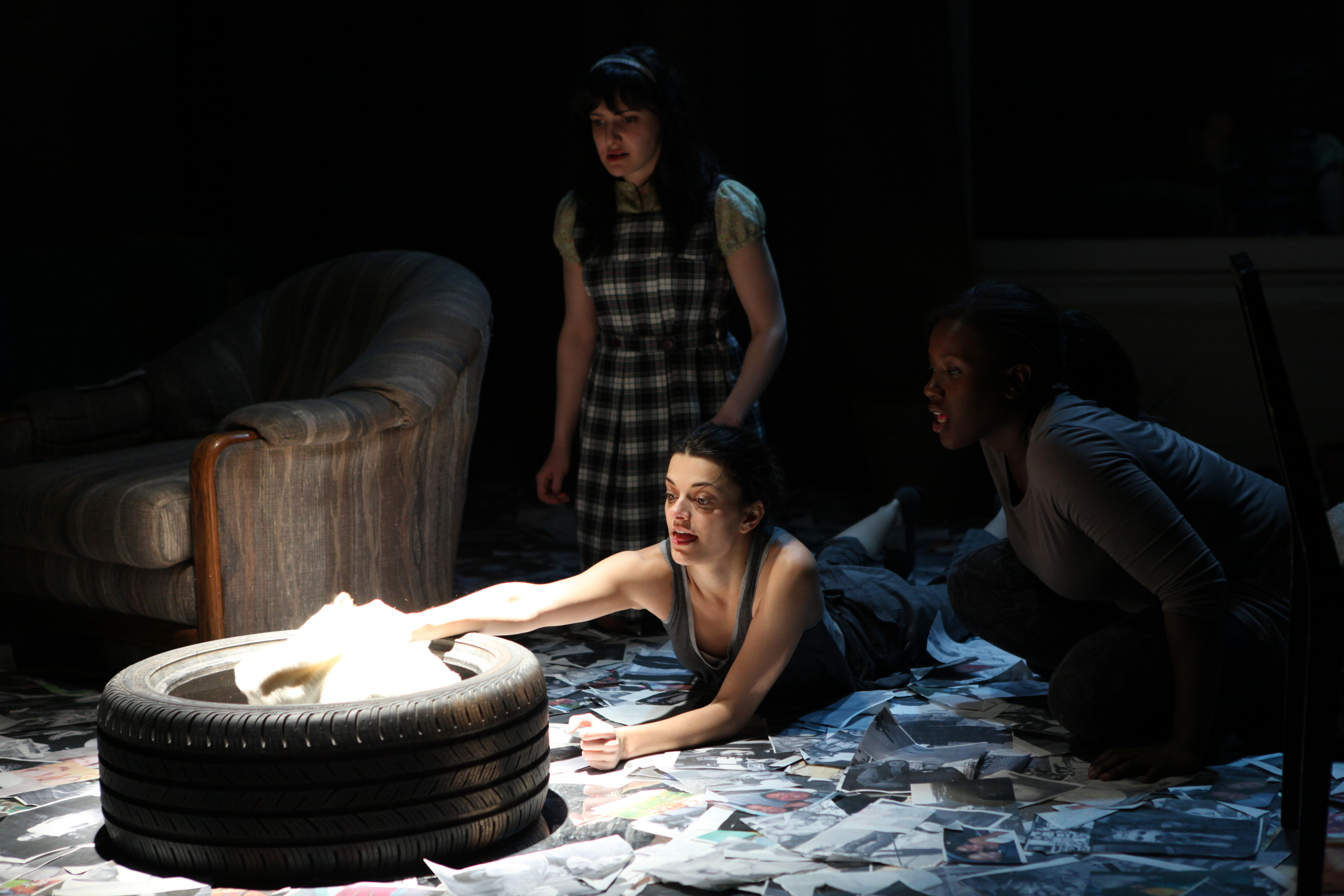 The Humans ARE in Trouble, 2012, SHUBERT, photo by Ella Bromblin (66).JPG