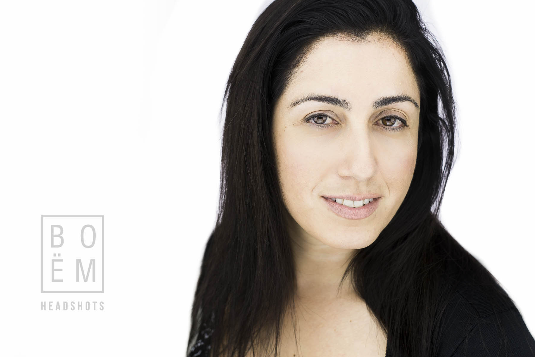 A Professional headshot session for Melissa, an Adelaide based actress by Andre Goosen for Boem Headshots, The Premier Headshot Photographer