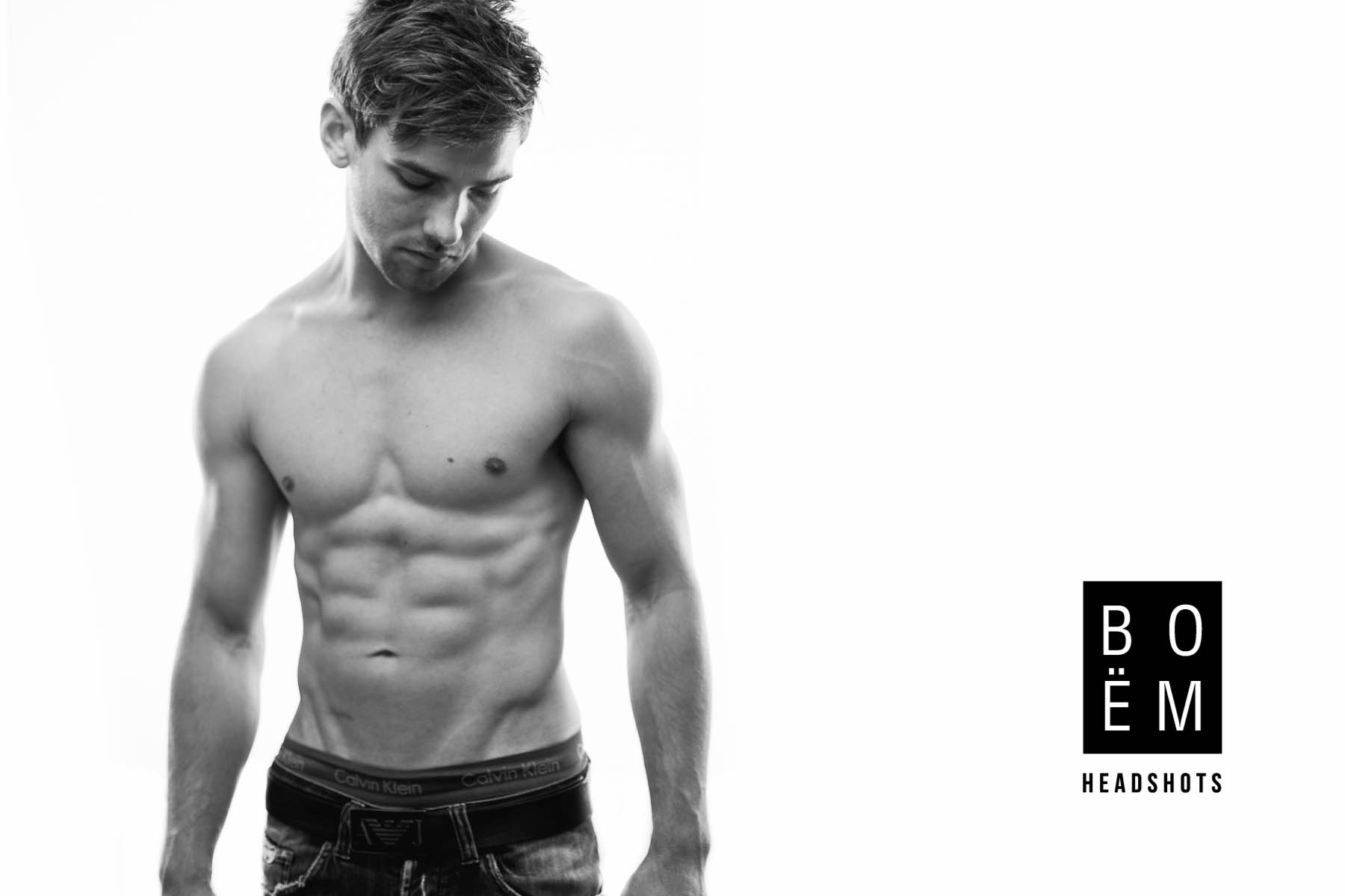 Not the general work we do but oh man how good is this guy?? This is Ants, a very accomplished actor here in Adelaide about o make his fitness modelling début... we support him 100% You go Ants!
