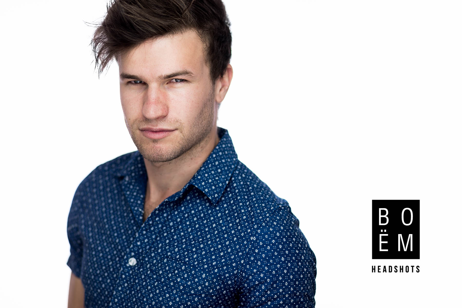 A look at our headshot session with Ollie today in the Adelaide studio. He rocked it and I'm very excited to share the rest with you soon.