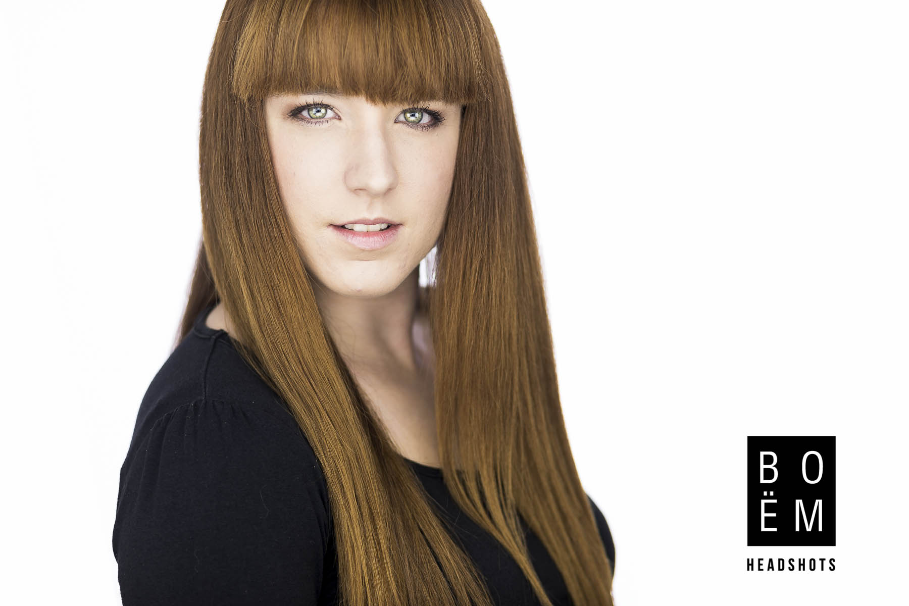 A look at Lucy's stunning new headshots by Boem Headshots in Adelaide, the premier headshot and portrait photographer.