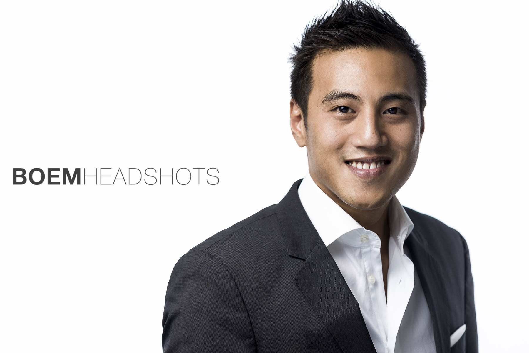 A quick look at Kevin's professional headshot session here in Adelaide with Boem Headshots