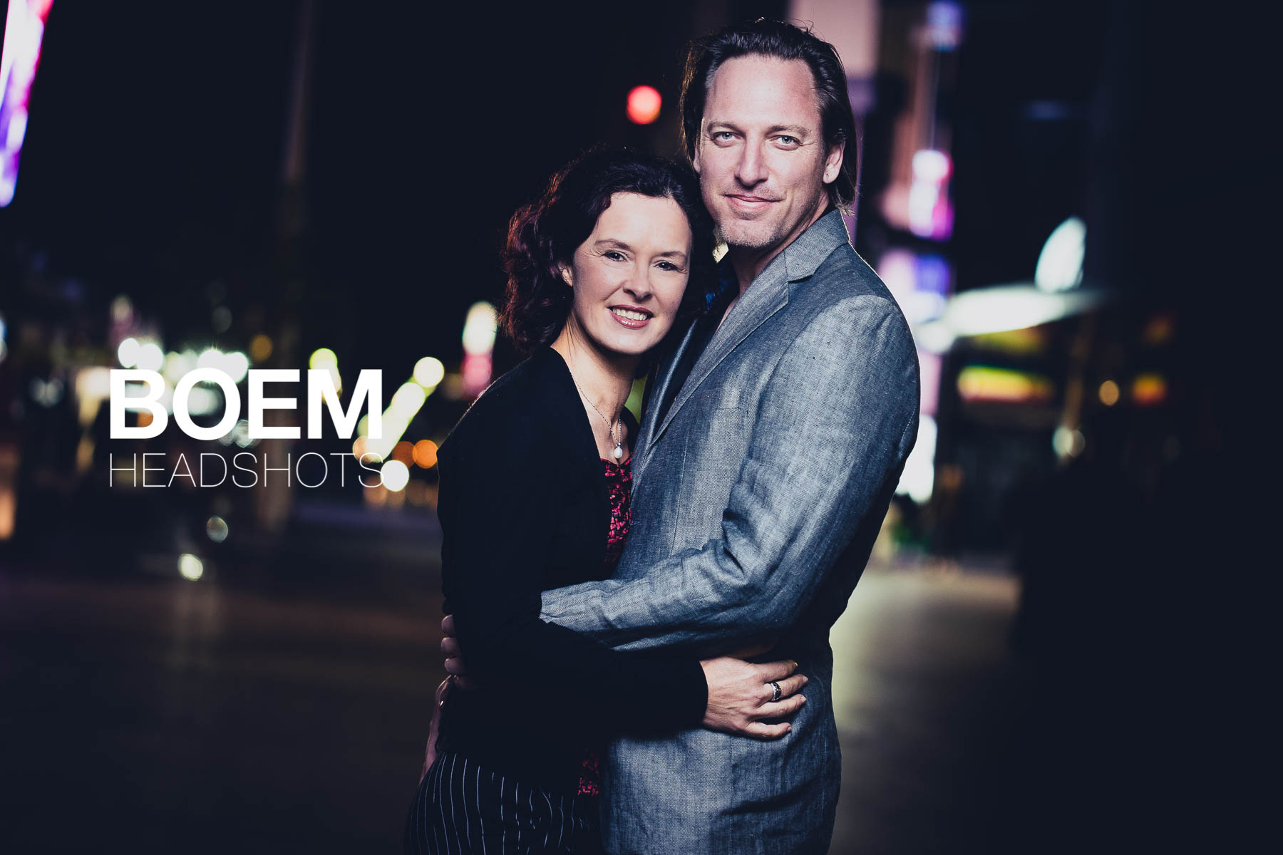I had the lovely Nick and Vicki in for headshots tonight and we had a bit of extra time to shoot a few natural couple shots for them as well. This is one of my favorites. I love how Rundle Mall becomes part of the image.