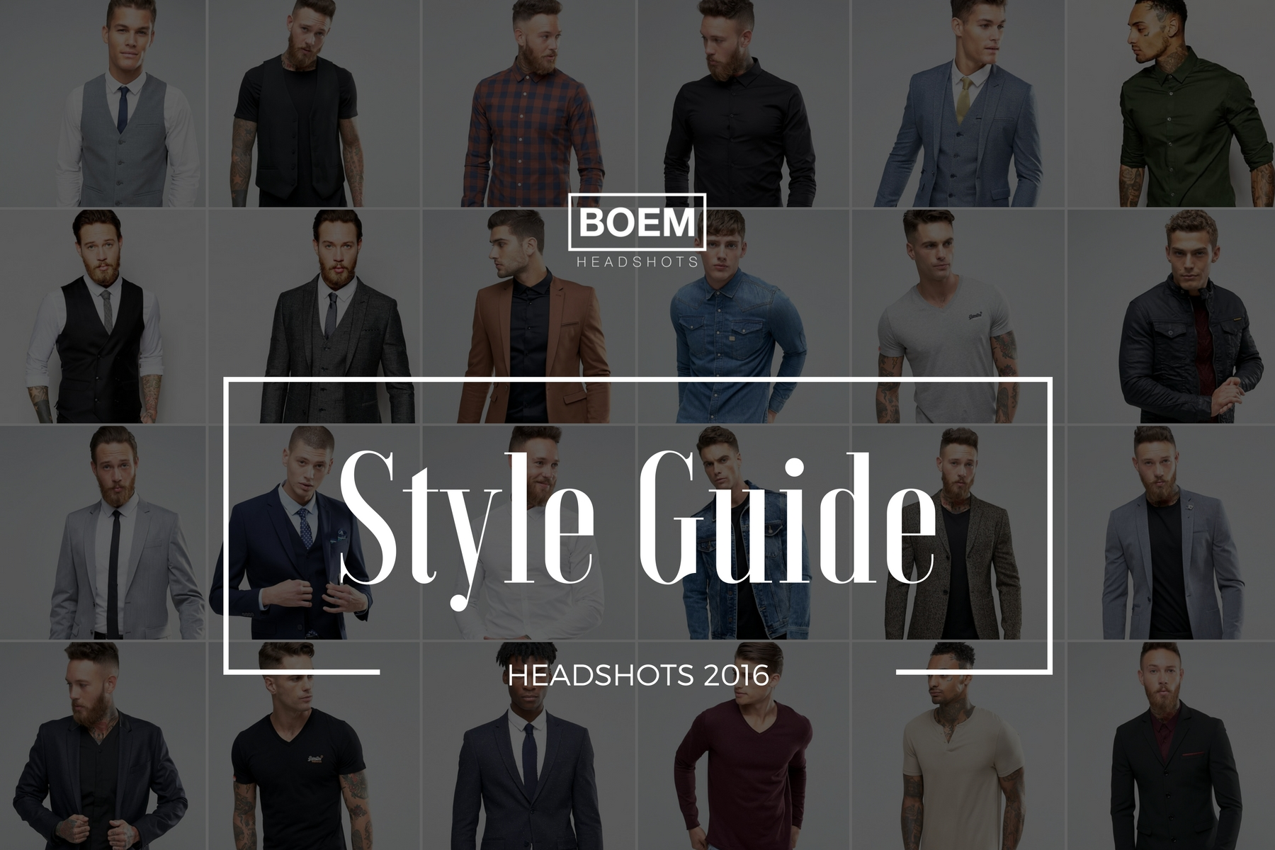 Not sure what to bring to your headshot session? Here is our in-depth guide to build a great headshot wardrobe!