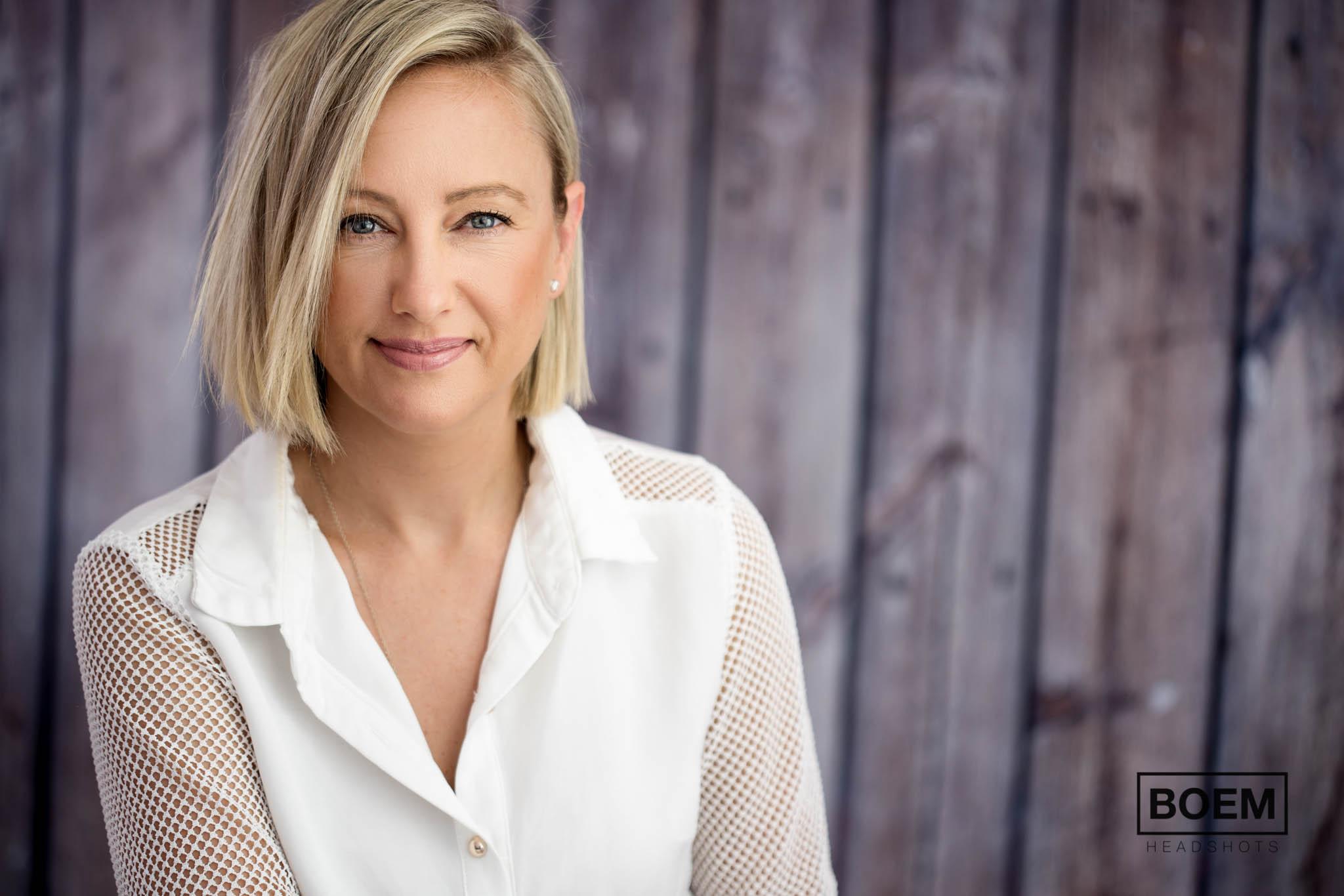 Preview :: Sarah :: Entrepreneur Headshots
