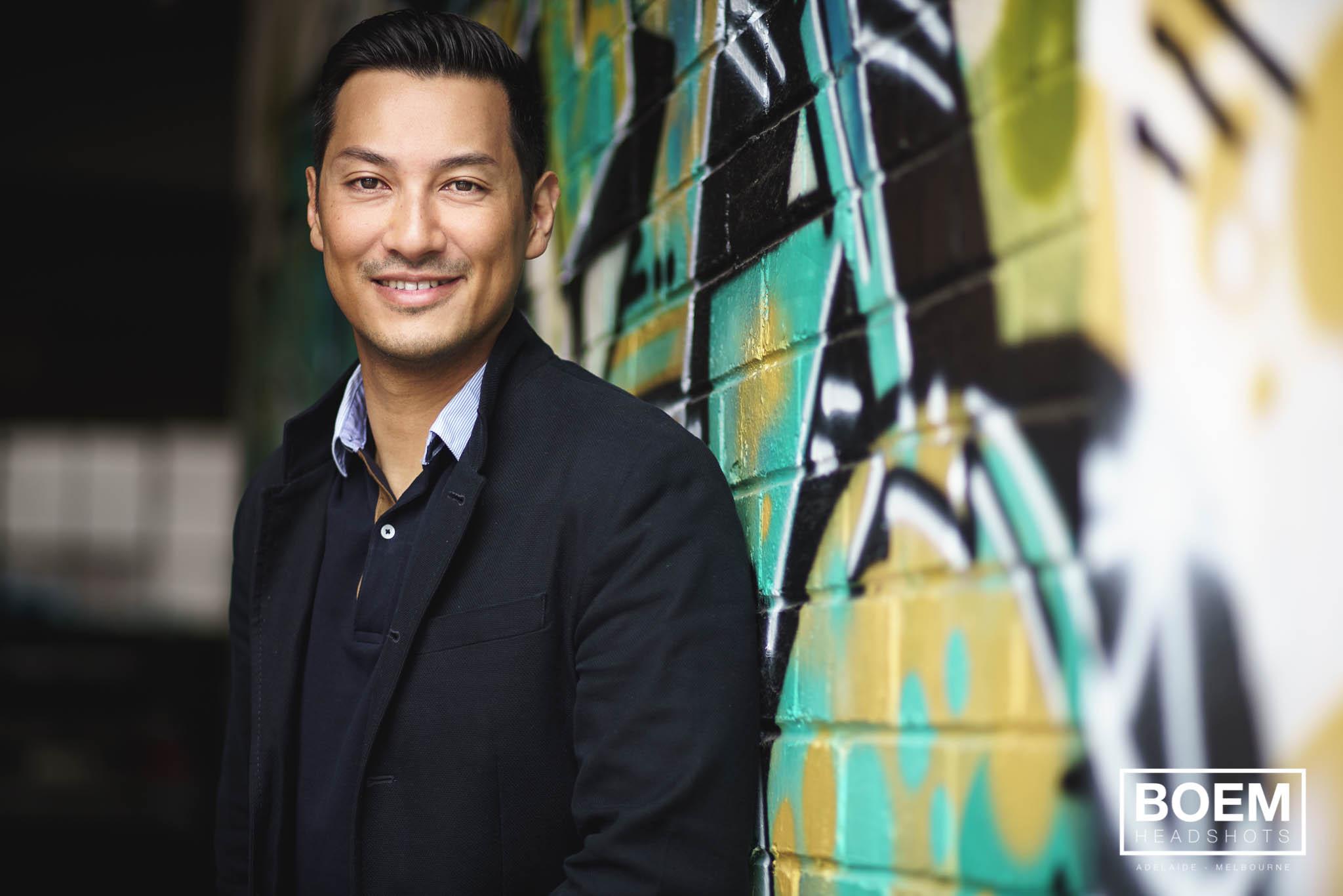 Preview :: Mark :: Entrepreneur Headshots :: Adelaide