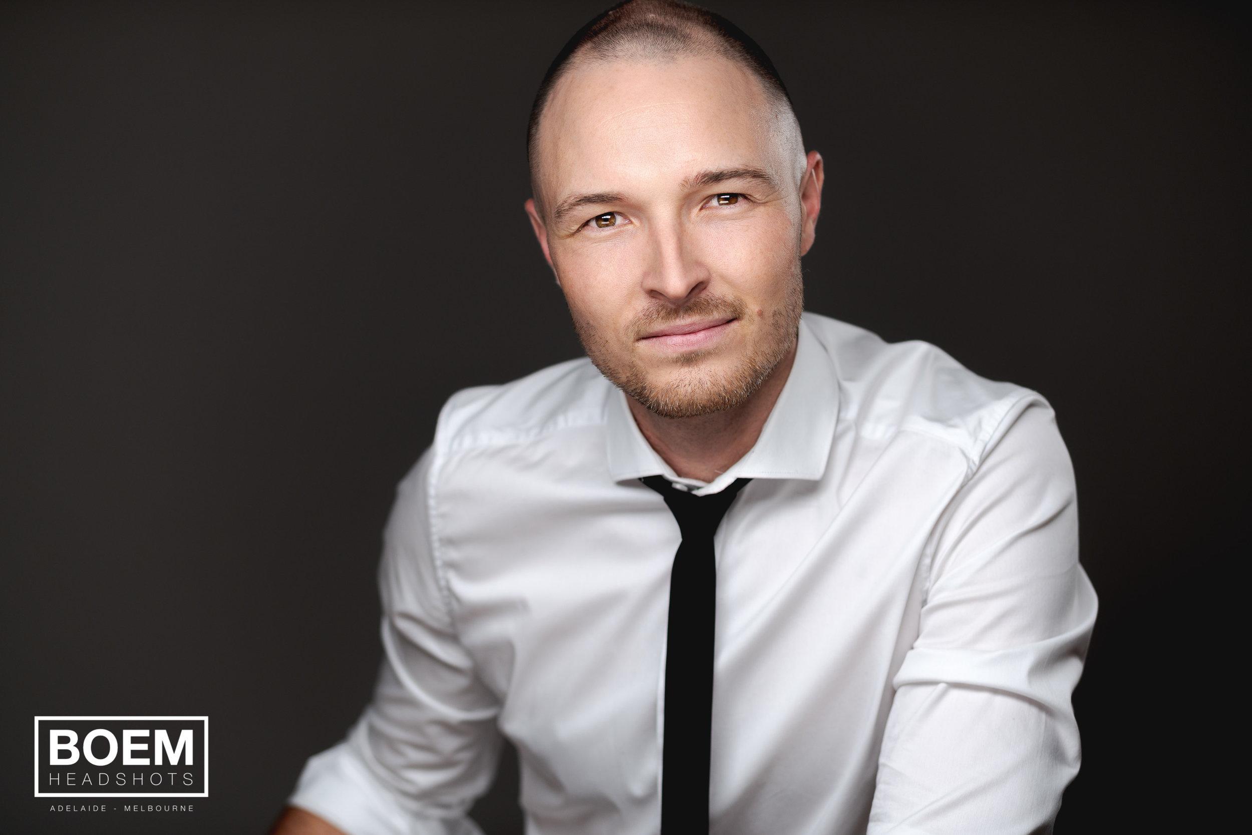 Tim - Executive Headshots - Adelaide