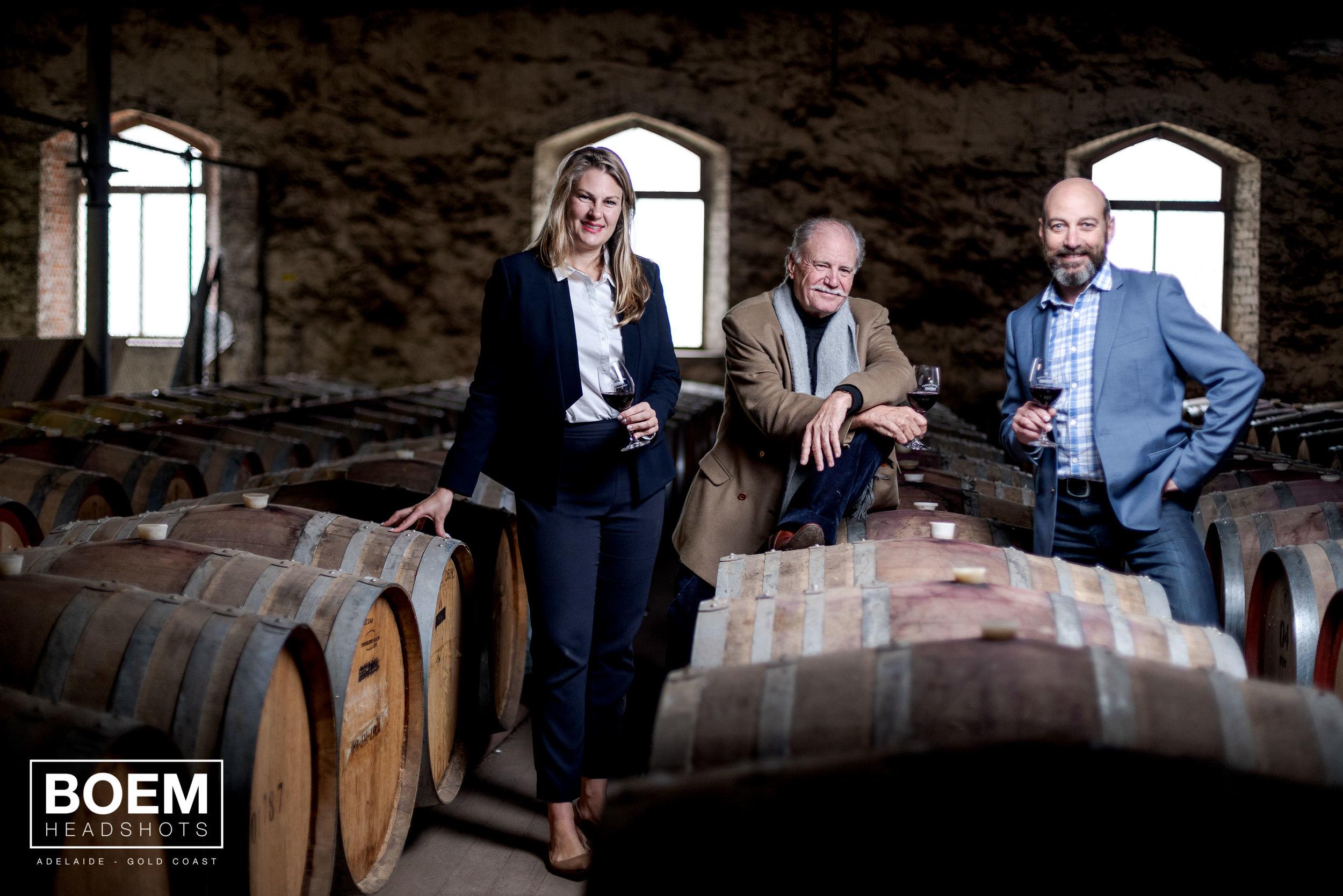 Preview :: Chateau Tanunda :: Corporate Headshots :: Adelaide
