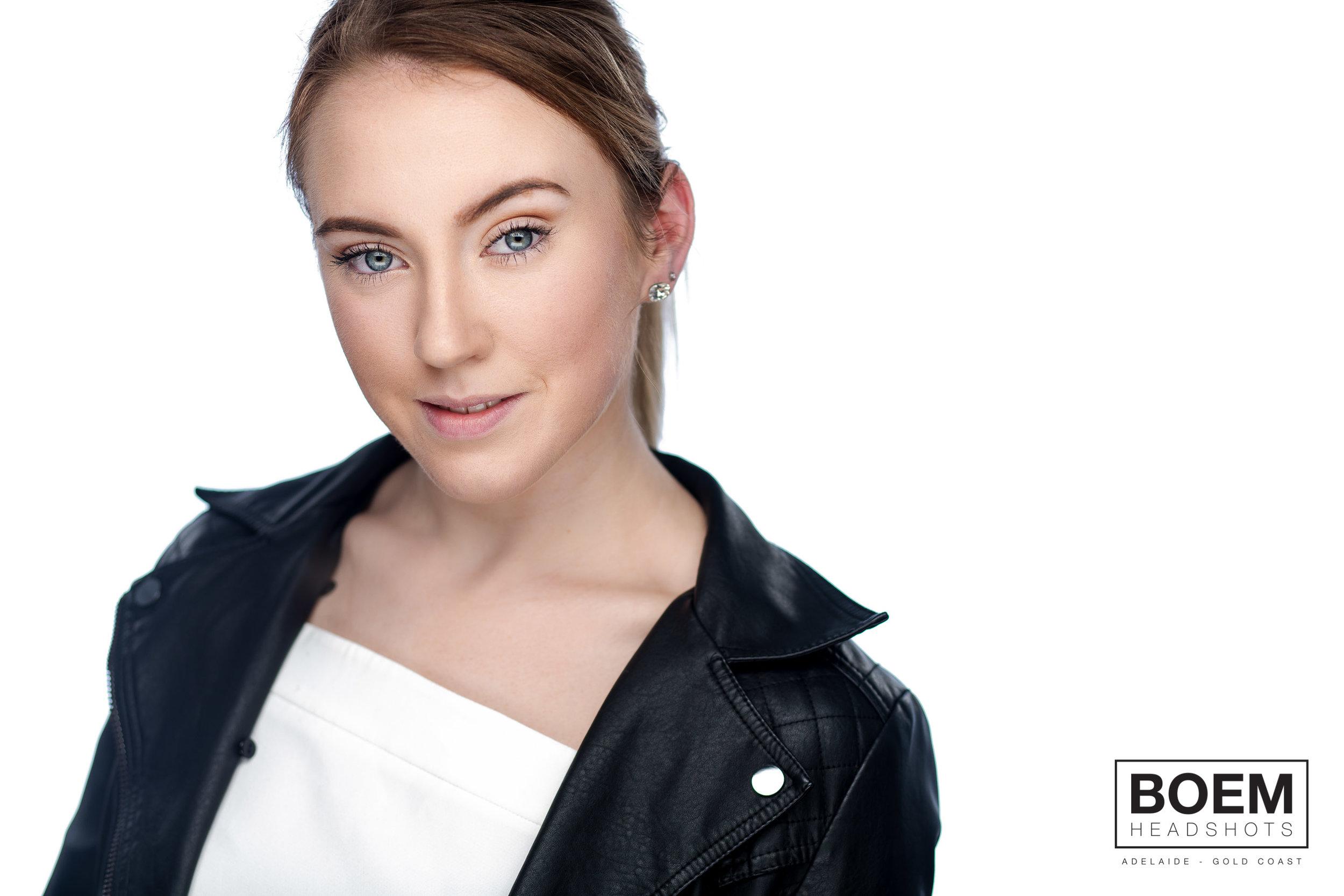 Preview :: Tanysha :: Dancer Headshots :: Adelaide