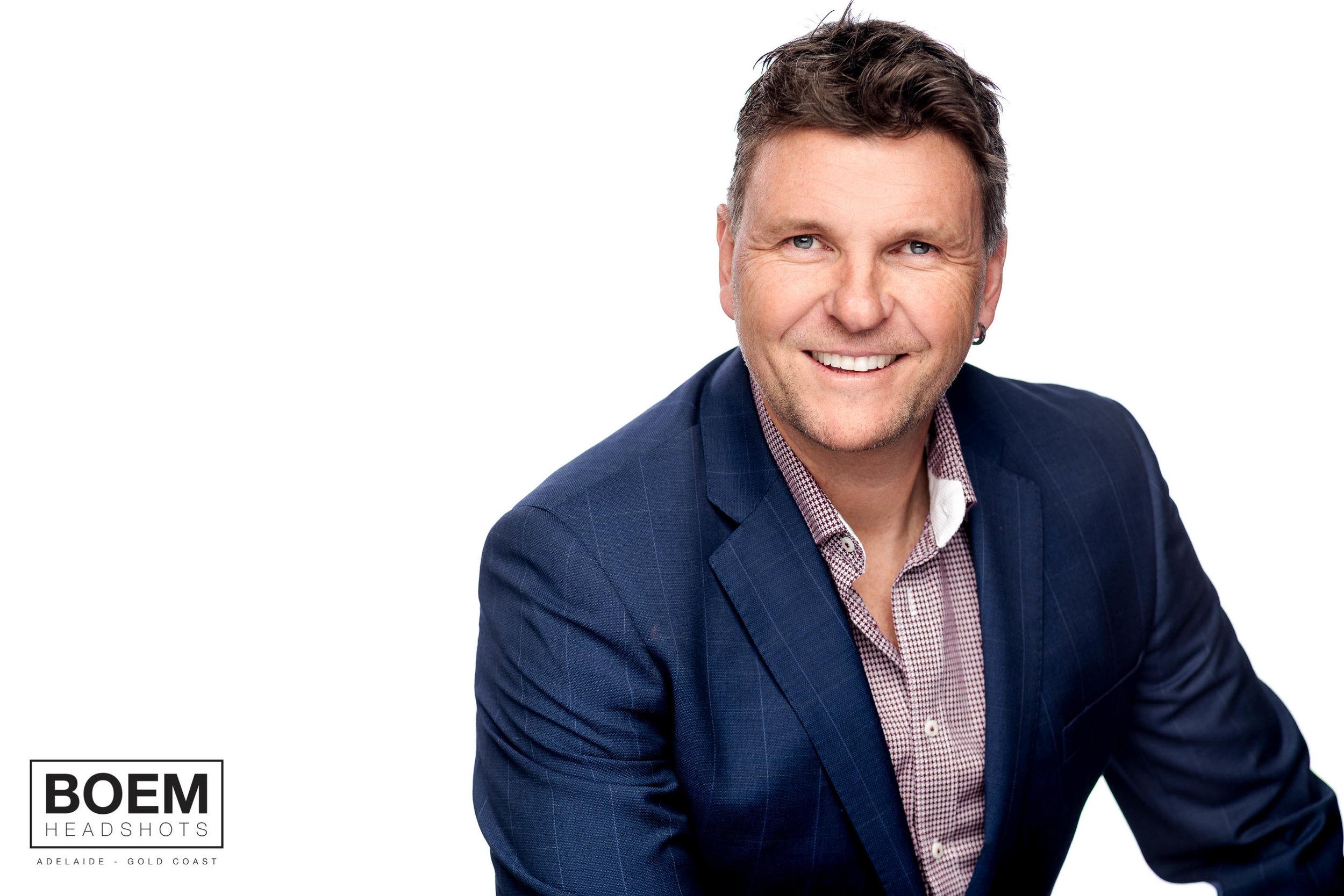 Paul :: Executive Headshots :: Adelaide
