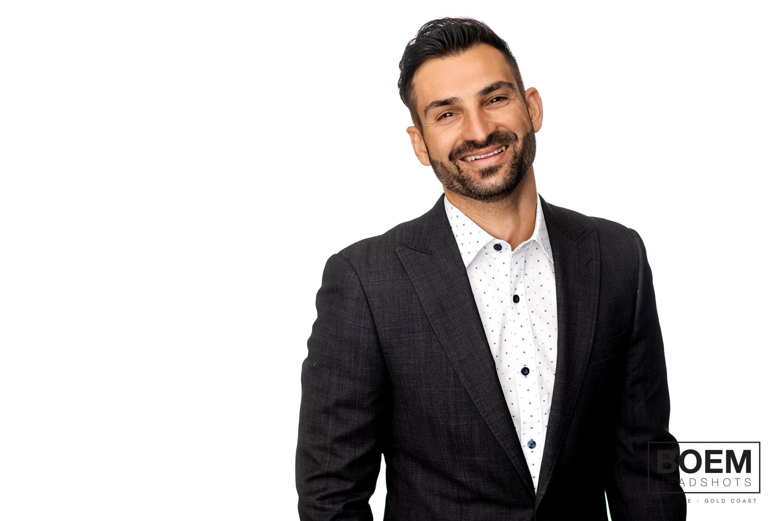 Preview :: Michael :: Entrepreneur Headshots :: Adelaide