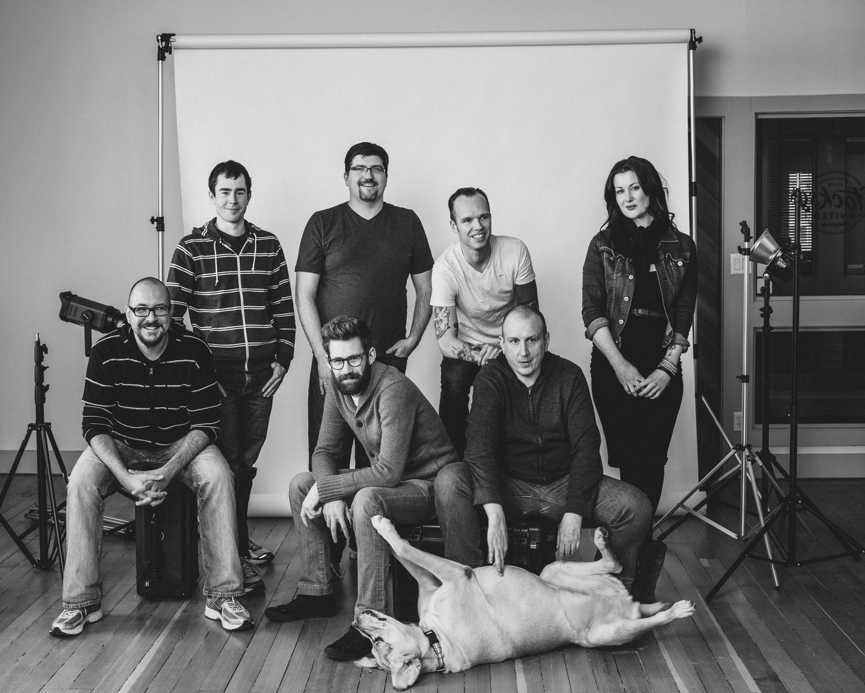 The Stocksy Head Office Team