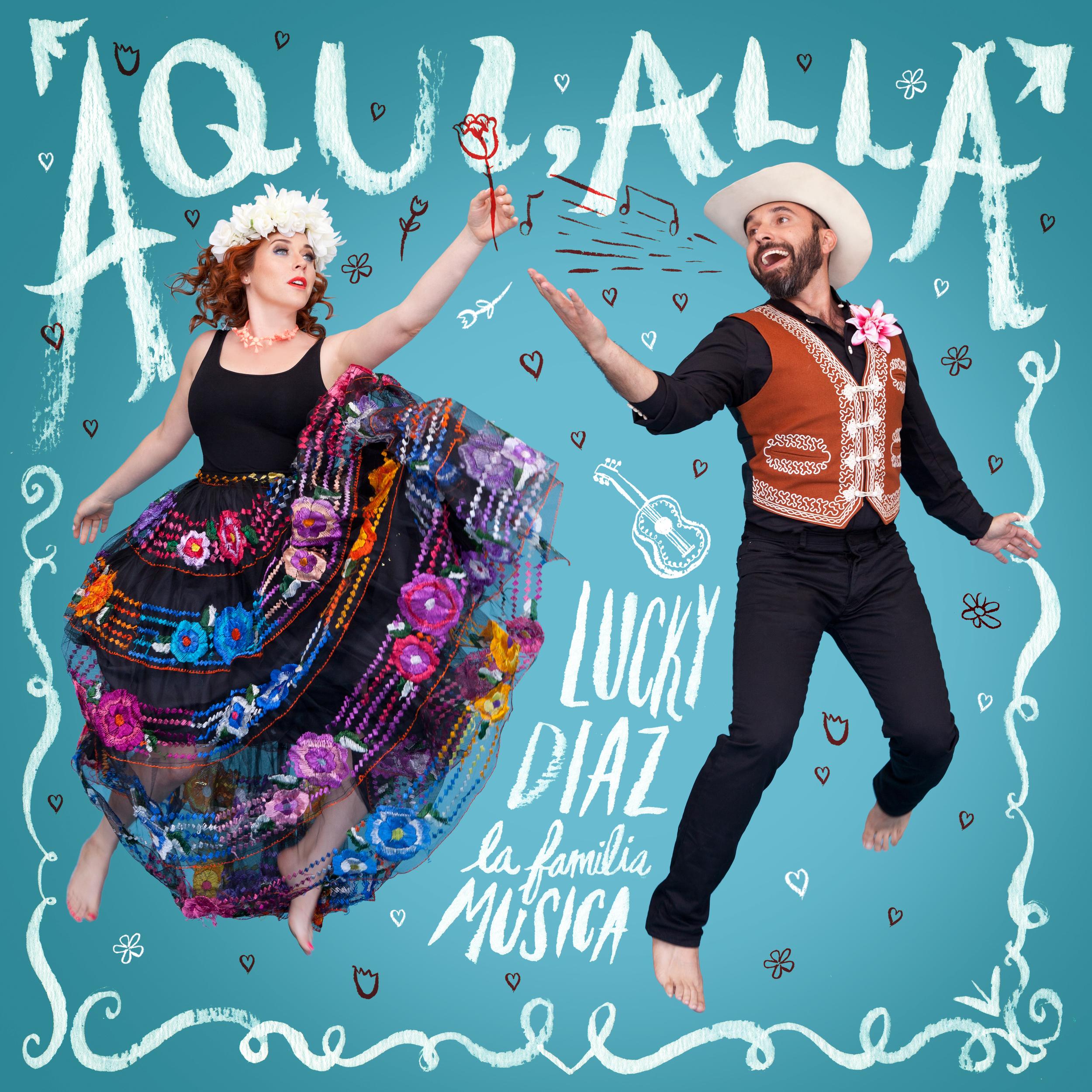 'Newest Release: Aqui, Alla'