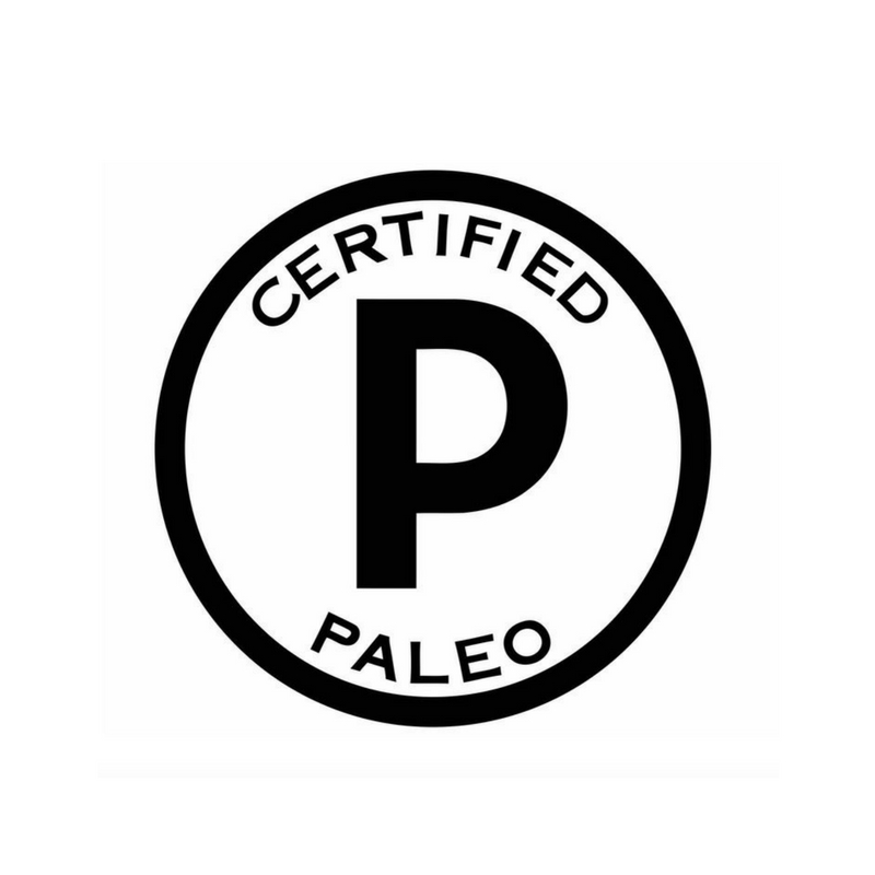"""We are very proud to have Rickaroons bear the Certified Paleo Friendly label as they are a great representation of the drive and ingenuity of the Paleo Movement."""