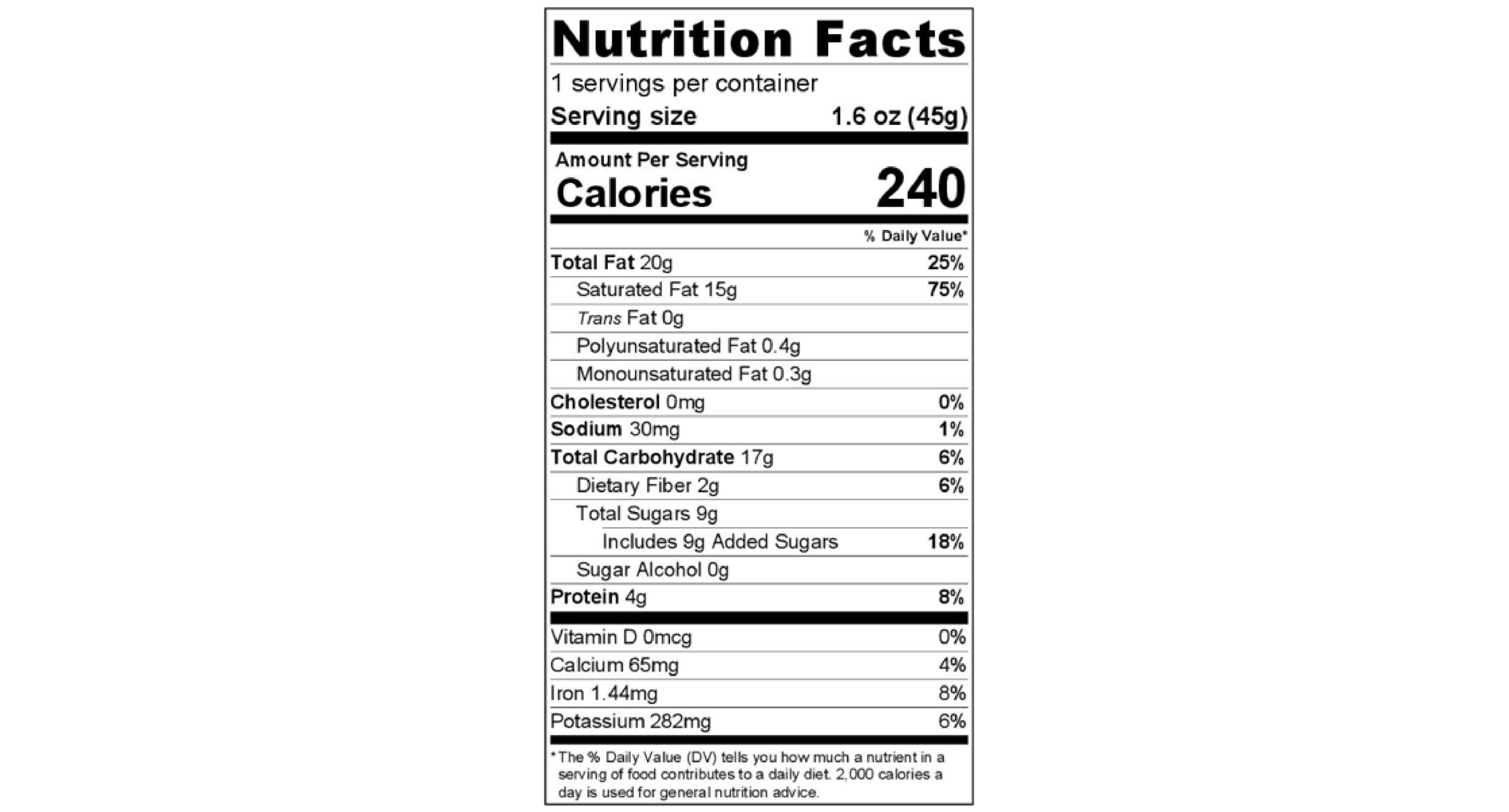 Megaroon_nutrition_facts_white_background.png