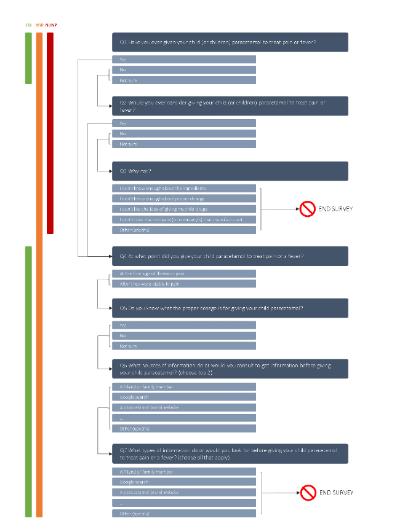 Quantitative Survey Workflow