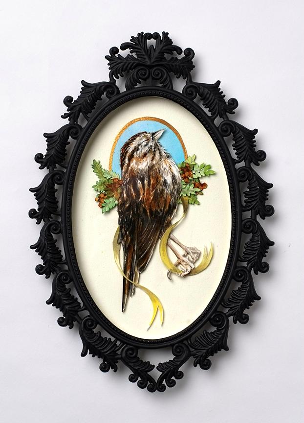 Ode to a Songbird (Sparrow)