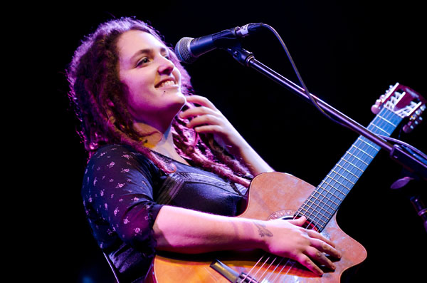 Shelley's album launch in home town Melbourne brings the crowd to its feet
