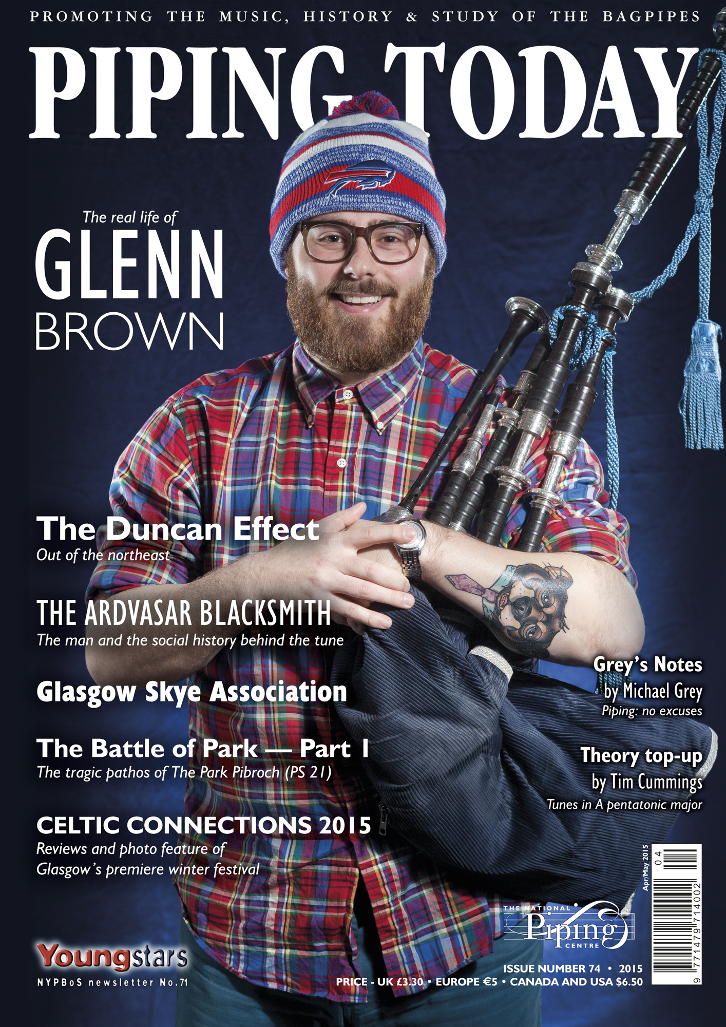 Piping Today 74
