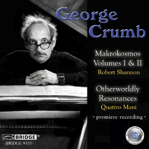 Complete George Crumb Edition, Vol. 8 - BRIDGE 9155