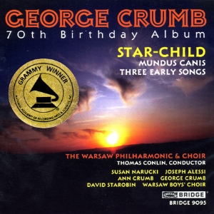 Complete George Crumb Edition, Vol. 3 - BRIDGE 9095
