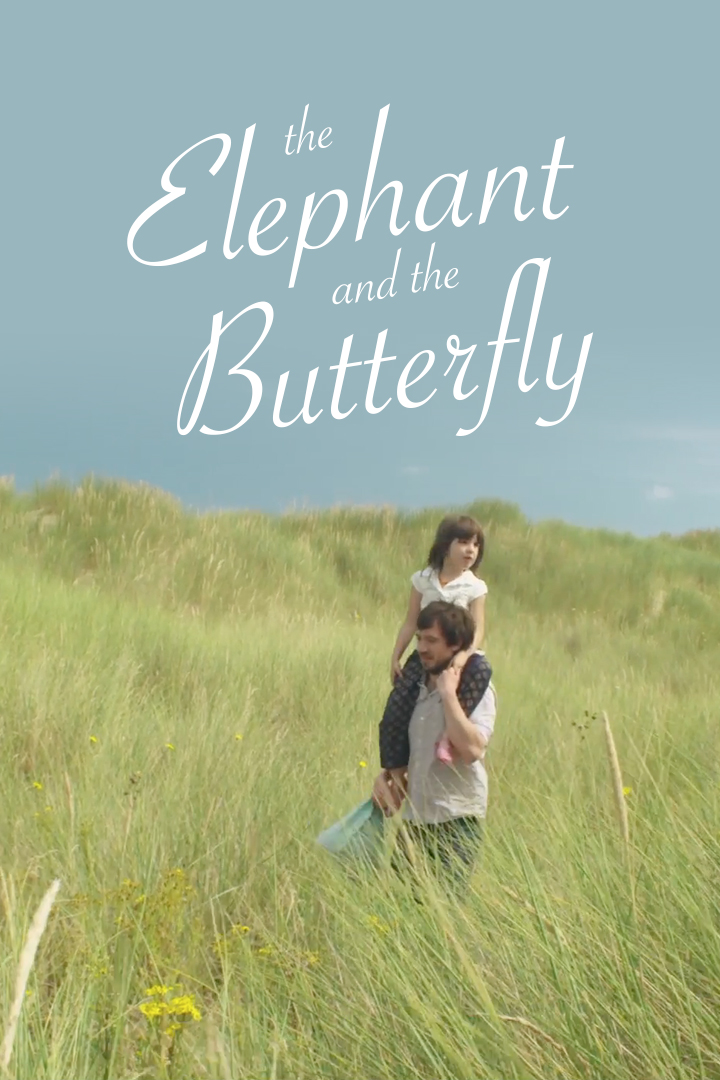the-elephant-and-the-butterfly-poster