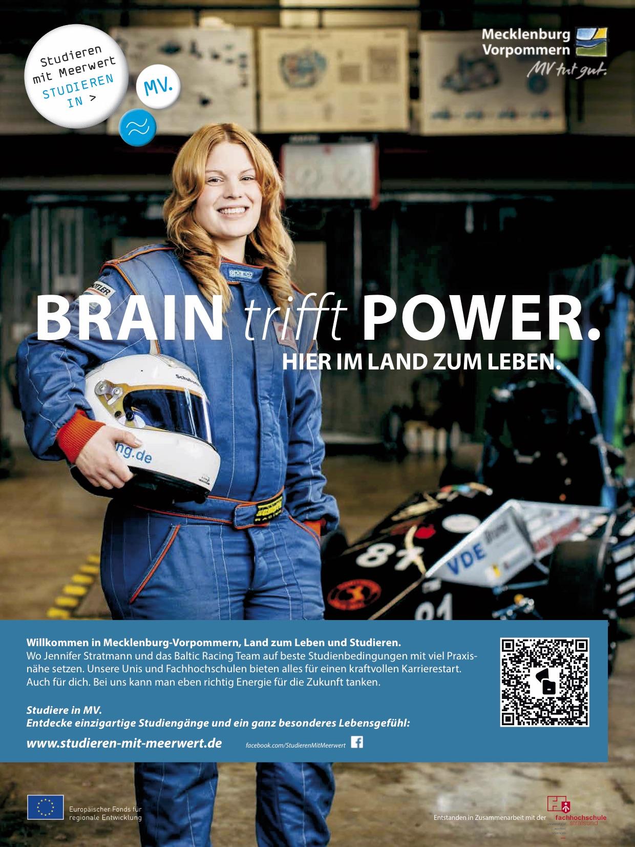 Brain trifft Power