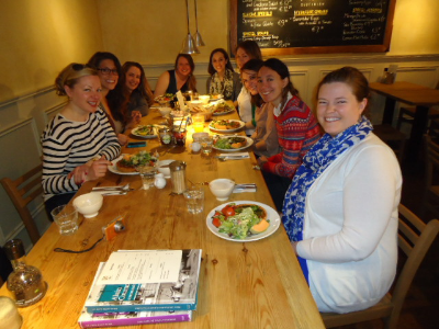 Expat Bloggers Brunch in Amsterdam
