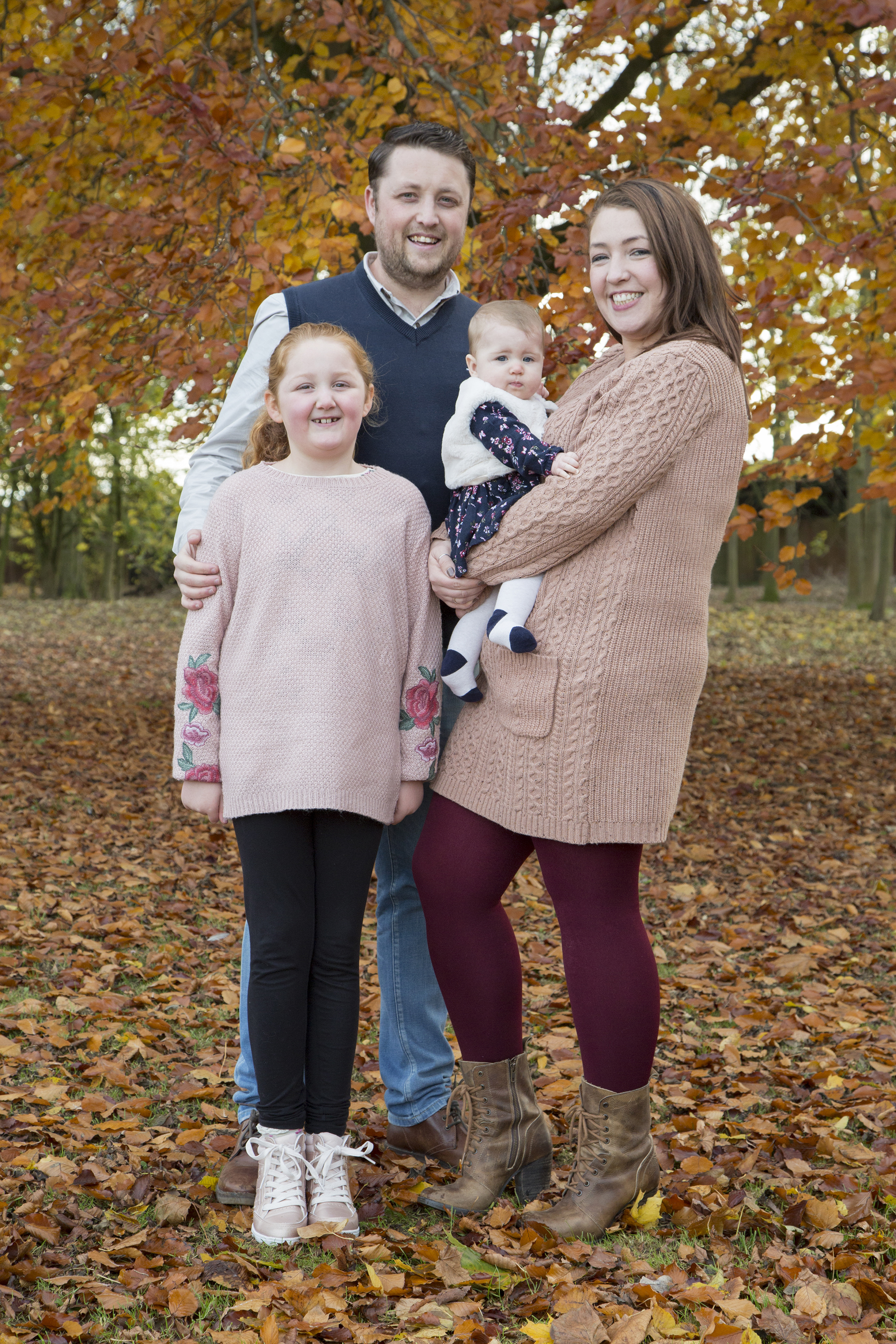 Tanner Family Shoot