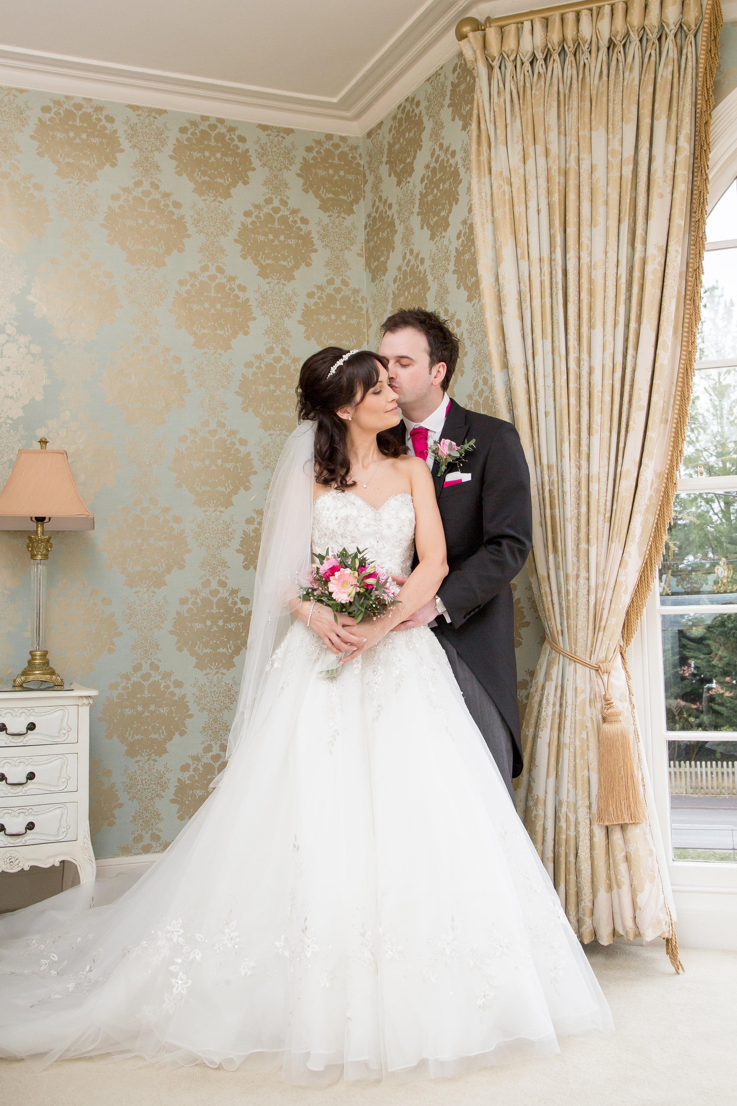 Warwick House Wedding