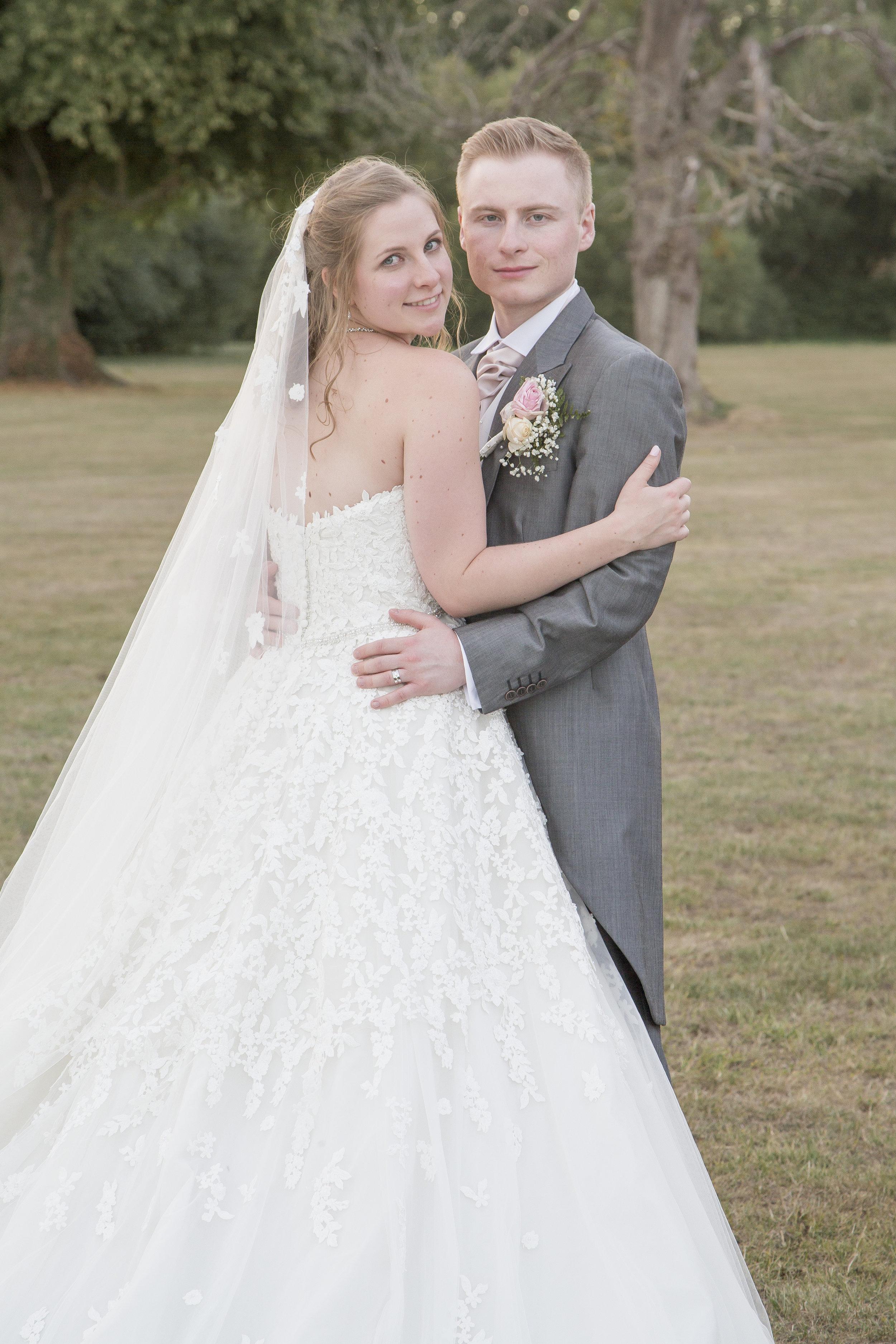 George & Hannah Shilton