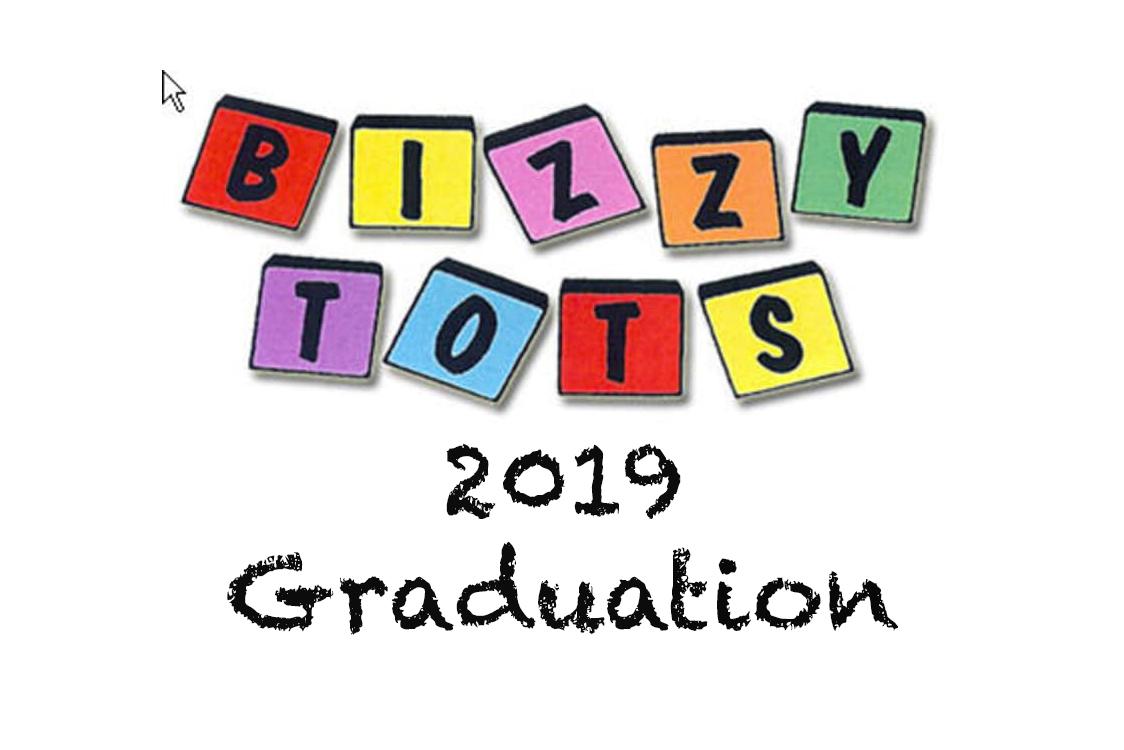 Bizzy Tots 2019 Graduation