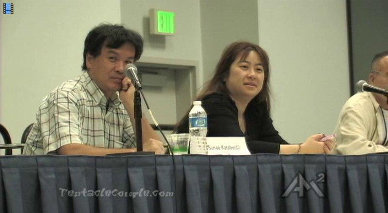 Masao Maruyama and Sunao Katabuchi