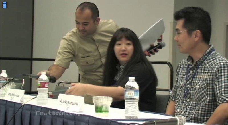 Miho Shimogasa andAkihiko Yamashita