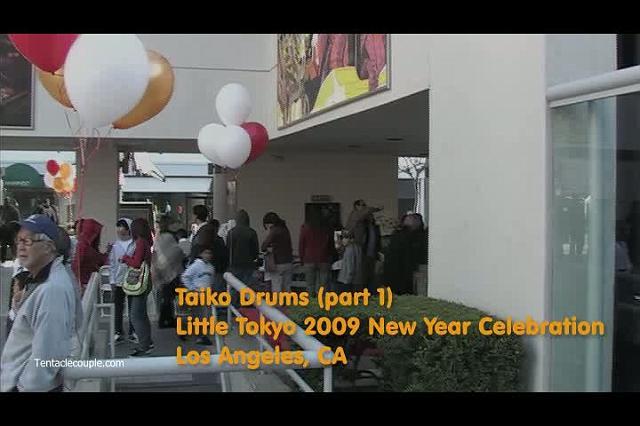 Taiko Drums Performances