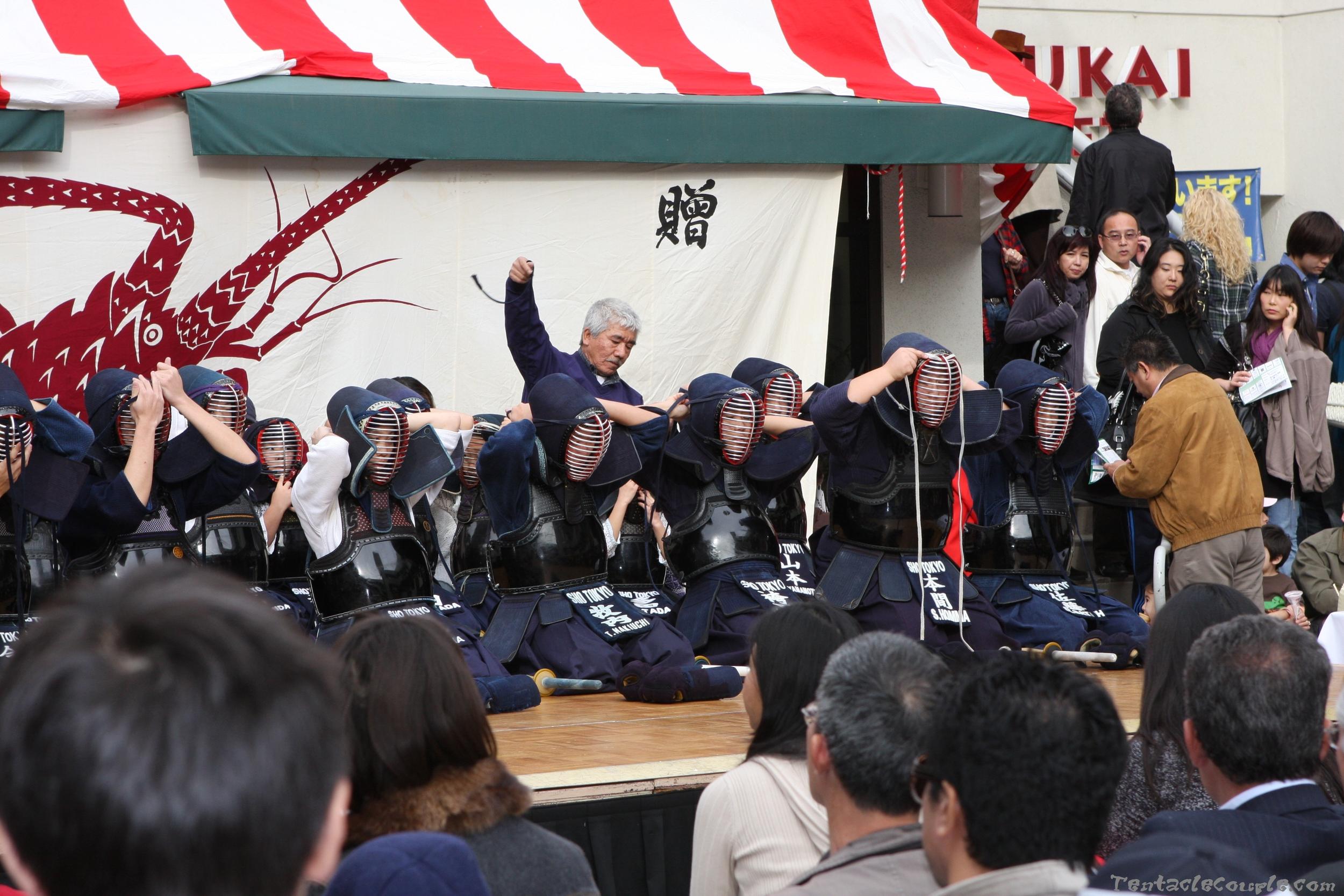 Kendo Demonstration