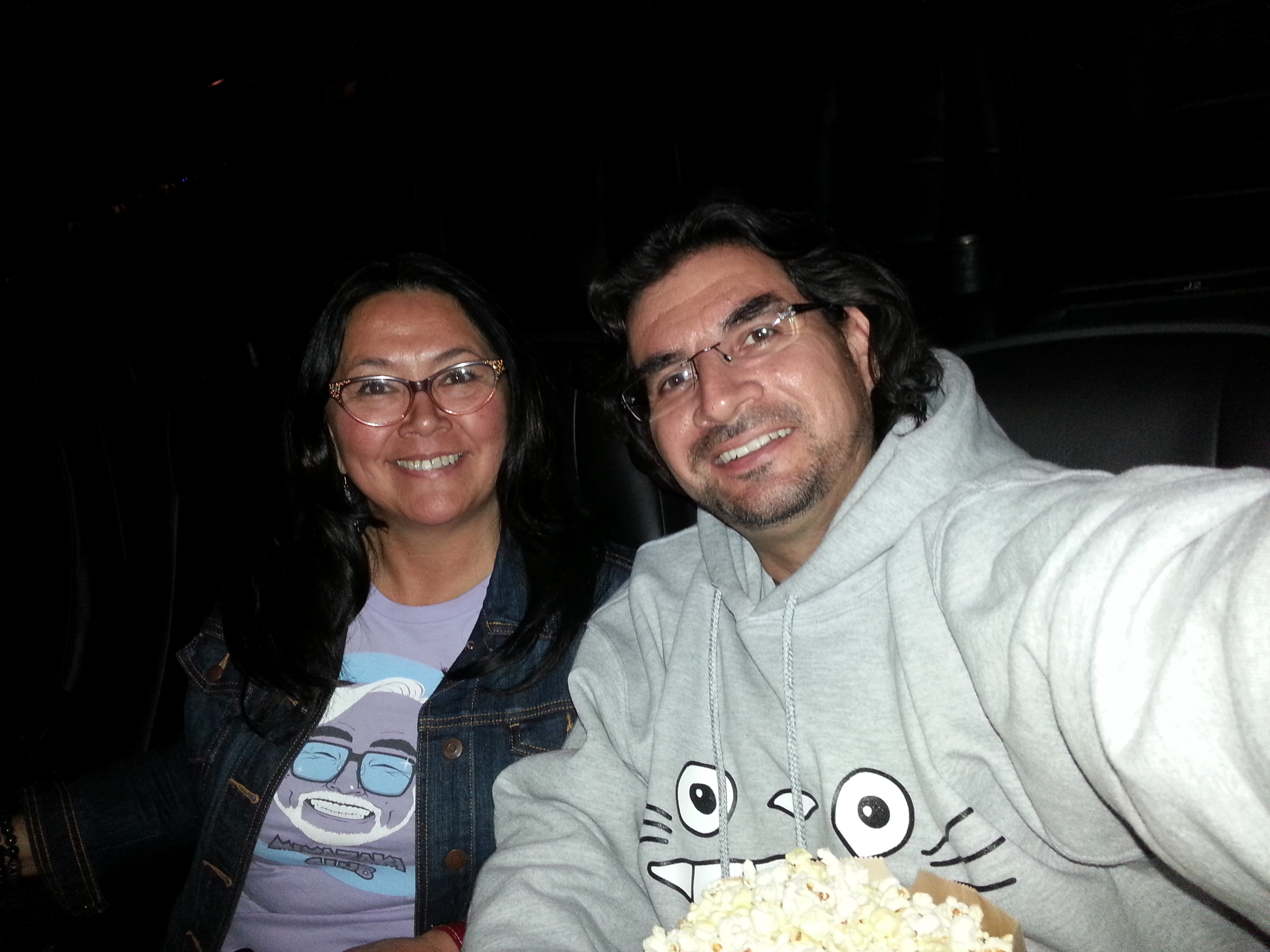 At the movies, From Up on Poppy Hill