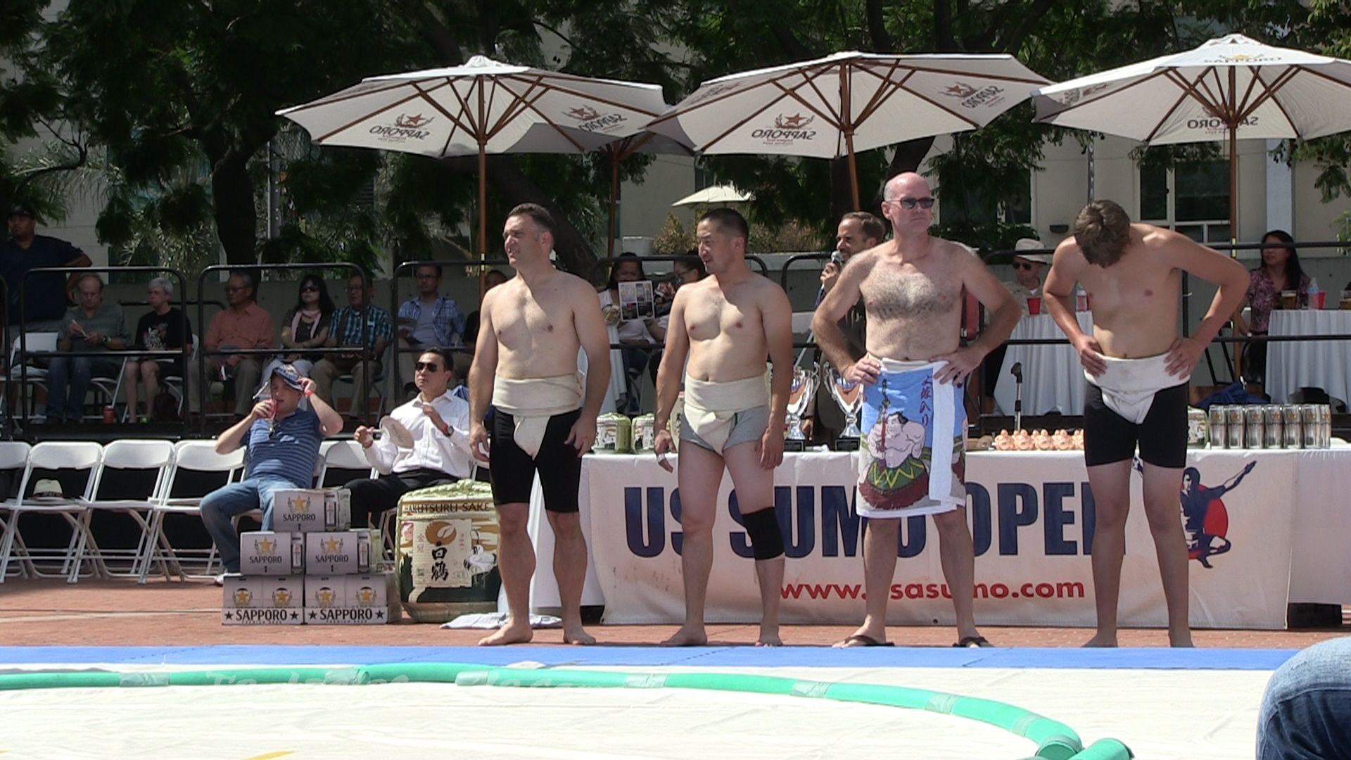 Lightweight Men Competition